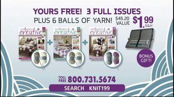 Knit & Stitch Creative TV Spot, 'Create Yourself!' - Thumbnail 5