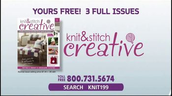Knit & Stitch Creative TV Spot, 'Create Yourself!' - Thumbnail 8