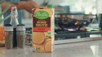 Pacific Foods Organic Bone Broth TV Spot, 'Health and Fitness' - Thumbnail 3