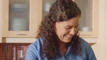 Stonefire Naan Original TV Spot, 'Practical Pantry: Mediterranean Dip & Caprese Pizza'