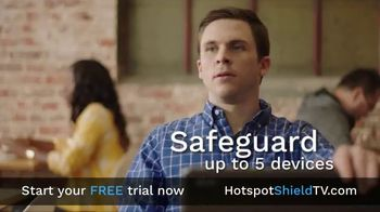 Hotspot Shield TV Spot, 'Cyber Criminals' - Thumbnail 9