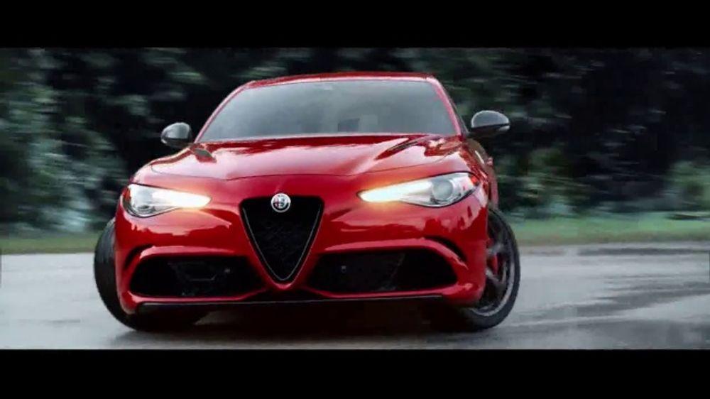 Alfa Romeo TV Commercial, 'Revel in Speed: King' [T1]