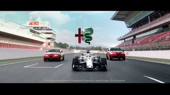 Alfa Romeo TV Spot, 'Revel in Speed: King' [T1] - Thumbnail 10