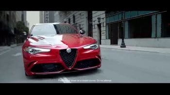 Alfa Romeo TV Spot, 'Revel in Speed: King' [T1] - Thumbnail 2