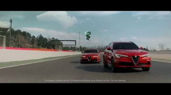 Alfa Romeo TV Spot, 'Revel in Speed: King' [T1] - Thumbnail 9