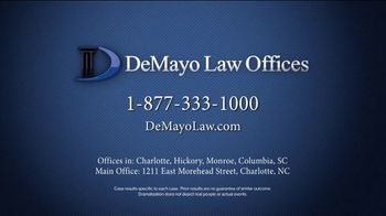 Law Offices of Michael A. DeMayo TV Spot, 'Turning to Dust' - Thumbnail 8