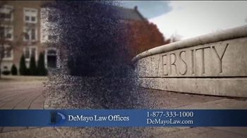 Law Offices of Michael A. DeMayo TV Spot, 'Turning to Dust' - Thumbnail 2