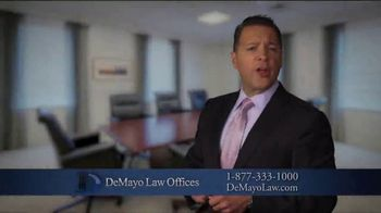 Law Offices of Michael A. DeMayo TV Spot, 'Turning to Dust' - Thumbnail 4