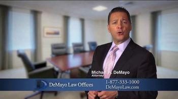 Law Offices of Michael A. DeMayo TV Spot, 'Turning to Dust' - Thumbnail 5
