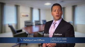 Law Offices of Michael A. DeMayo TV Spot, 'Turning to Dust' - Thumbnail 6