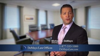 Law Offices of Michael A. DeMayo TV Spot, 'Turning to Dust' - Thumbnail 7