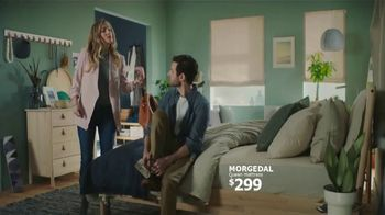 IKEA TV Spot, 'The Morningmorphosis: Nice Hair' - 1084 commercial airings