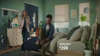 IKEA TV Spot, 'The Morningmorphosis: Nice Hair' - Thumbnail 4