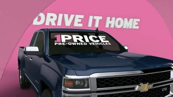 AutoNation 1Price Pre-Owned Vehicles TV Spot, \'Dream Vehicle\'