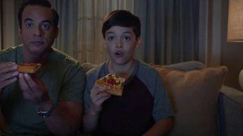 Pizza Hut TV Spot, 'First PG-13 Movie'