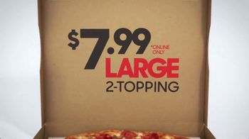 Pizza Hut TV Spot, 'First PG-13 Movie' Song by John Williams - Thumbnail 9