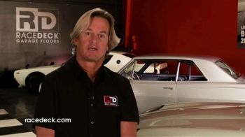 RaceDeck TV Spot, 'Does Your Garage Make You Happy?'