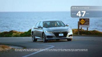 2018 Honda Accord TV Spot, 'NorCal Driver Testimonies' [T2] - Thumbnail 6