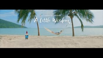 Travelocity Price Match Guarantee TV Spot, 'A Little Wisdom: Family Bonding Moments' - Thumbnail 2