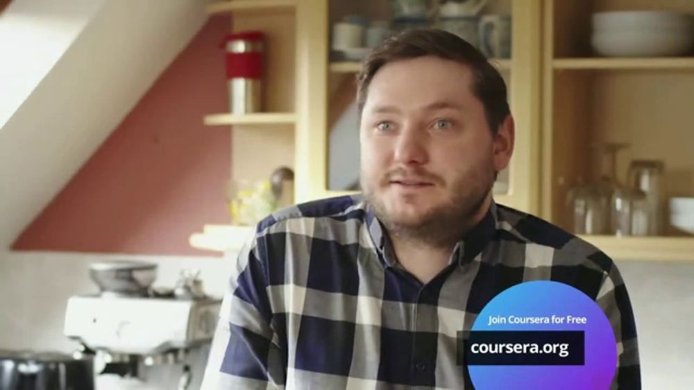 Coursera TV Commercial, 'Student Success'