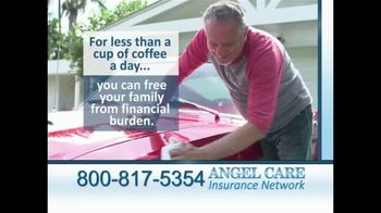 Angel Care Insurance Services Final Expense Policy TV Spot, 'Family' - Thumbnail 4