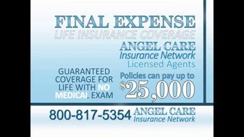 Angel Care Insurance Services Final Expense Policy TV Spot, 'Family' - Thumbnail 6