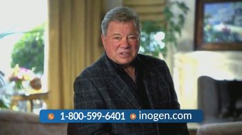 Inogen One G4 TV Spot, 'Take the Time' Featuring William Shatner - Thumbnail 3