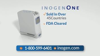 Inogen One G4 TV Spot, 'Take the Time' Featuring William Shatner - Thumbnail 4