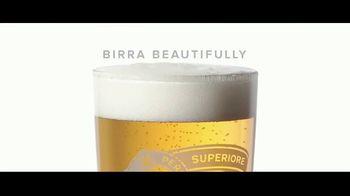 Peroni TV Spot, 'Birra Beautifully'