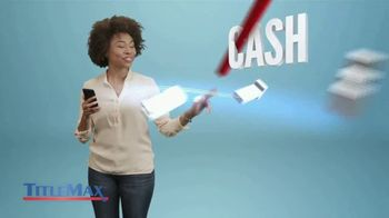 TitleMax Personal Loan TV Spot, 'When You Need More Cash' - Thumbnail 7