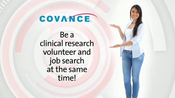 Covance Clinical Trials TV Spot, 'In Between Jobs' - Thumbnail 4