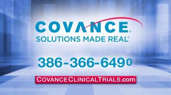 Covance Clinical Trials TV Spot, 'Short-Term Studies' - Thumbnail 10