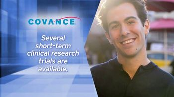 Covance Clinical Trials TV Spot, 'Short-Term Studies' - Thumbnail 3