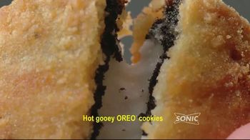 Sonic Drive-In Oreo A La Mode TV Spot, 'French' - Thumbnail 3