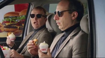 Sonic Drive-In Oreo A La Mode TV Spot, 'French' - 3778 commercial airings