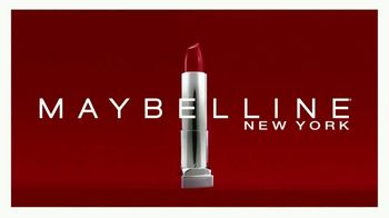 Maybelline New York Color Sensational Made for All Lipstick TV Spot, 'Sensational on All' - Thumbnail 4