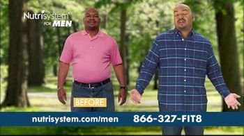 Nutrisystem for Men TV Spot, 'Perfect Balance: Free Shipping'