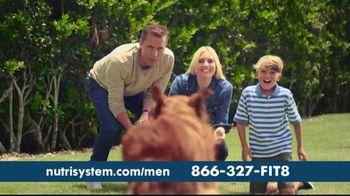 Nutrisystem for Men TV Spot, 'Perfect Balance: Free Shipping' - Thumbnail 1