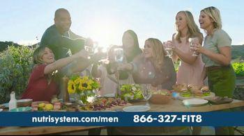 Nutrisystem for Men TV Spot, 'Perfect Balance: Free Shipping' - Thumbnail 6