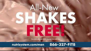 Nutrisystem for Men TV Spot, 'Perfect Balance: Free Shipping' - Thumbnail 7