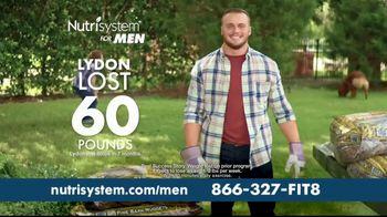 Nutrisystem for Men TV Spot, 'Perfect Balance: Free Shipping' - Thumbnail 9