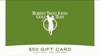 Robert Trent Jones Golf Trail TV Spot, 'Valentine's Day: Gift Cards' - Thumbnail 5