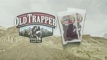 Old Trapper Beef Jerky TV Spot, 'Tough Snacks' - Thumbnail 1