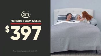 Mattress Firm Presidents Day Preview Sale TV Spot, 'Unparalleled' - Thumbnail 8