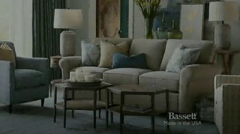 Bassett TV Spot, 'Custom Sofas' - Thumbnail 1