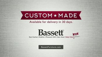 Bassett TV Spot, 'Custom Sofas' - Thumbnail 10