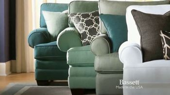 Bassett TV Spot, 'Custom Sofas'