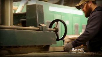 Bassett TV Spot, 'Custom Sofas' - Thumbnail 4