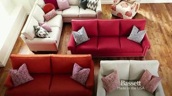 Bassett TV Spot, 'Custom Sofas' - Thumbnail 5