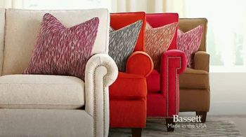 Bassett TV Spot, 'Custom Sofas' - Thumbnail 6
